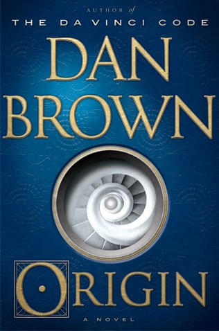 Cover Novel Origin Dan Brown