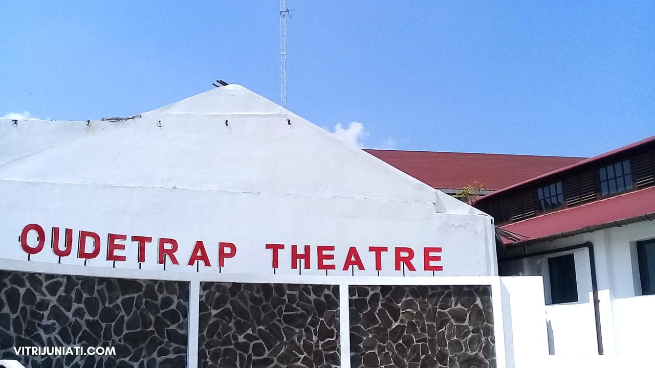 Kota Lama Semarang-Oudetrap Theatre