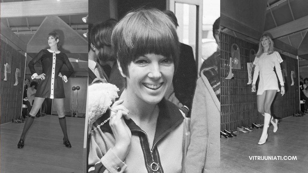 Mary Quant dan karyanya di fashion show